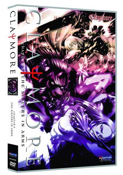 CLAYMORE CHAPTER 5 preview 0